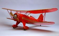 Waco YMF-5 #1807 Dumas Balsa Wood Model Airplane Kit(Suitable for Electric R/C)