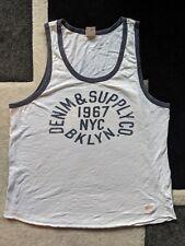 New listing Vintage Ralph Lauren Denim & Supply Tank TopSize Large