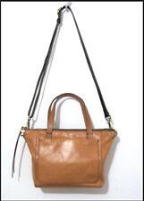 HOBO Brand Leather Light Honey Cross Body Handbag Purse NWOT Retail $215