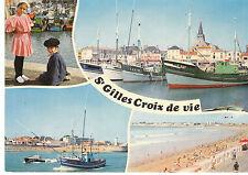 CPSM ST GILLES CROIX DE VIE
