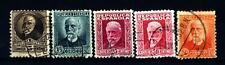 SPAIN - SPAGNA - 1931-1932 - Personaggi celebri