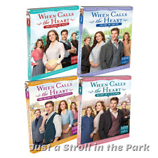 When Calls the Heart: TV Series Season 4 Complete Movies 1 2 3 4 Box/DVD Set(s)
