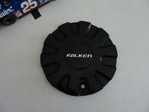 FALKEN Black Custom Wheel Center Cap # MCD1226YA01