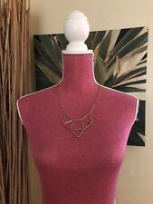 Necklace Geometrical Gold