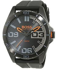 Hugo Boss Silicone Mens Watch 1513452