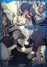 JAPAN Nitro+chiral: DRAMAtical Murder Official Visual Fan Book