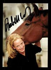 Isabell Werth Autogrammkarte Original Signiert Reiten + A 157161