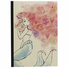 Princess Ariel B5 Craft Notebook * Little Mermaid - Disney Japan