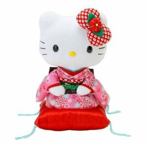 Hello Kitty KIMONO Plush Doll made in Japan New From Japan by DHL