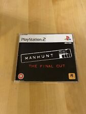 Rockstar the final cut Holy Grail colección lot ps2 PlayStation 2 not for reventa