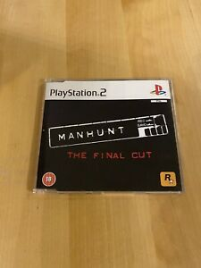 Rockstar The Final Cut Holy Grail Sammlung Lot PS2 Playstation 2 Not For Resale
