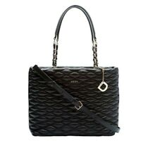 DONNA KARAN DKNY quilted tote bag Retail $348