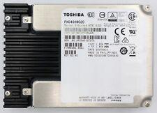 Toshiba 200GB SSD MLC SAS 12Gbps PX04SHB020 9.1 PB Write Endurance 25 DWPD