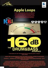 160dB: The Drum&Bass Interface - Apple Loops