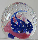 Christmas SALE - Caithness Reflections 95 Paperweight 1995