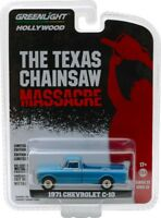 Greenlight Hollywood 1/64 The Texas Chainsaw Massacre 1971 Chevy C-10 44820 B