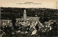 CPA   Lonlay-l'Abbaye (Orne) - Vue générale (Ouest)   (356129)