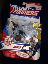 TRANSFORMERS ANIMATED Deluxe Autobot Dinobot Swoop New Misb