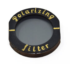 JOLLYLOOK 2nd Generation (Wood, Not Cardboard) Polarizing Filter. Brand New!