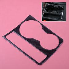 Carbono Cubierta Del Panel Soporte para vaso de agua ajuste ajuste para Audi A4 A5 Quattro S4 S5 RS5