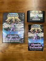MYSTIC DEFENDER  (Sega Genesis)  COMPLETE IN BOX  Tested Working