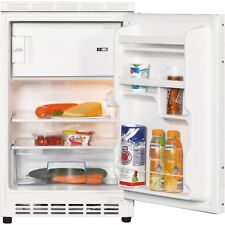 Amica UKS16147, Kühlschrank, weiß