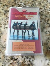 Summer Hits - Rhino Records Special Edition Cassette The Beach Boys Surfaris