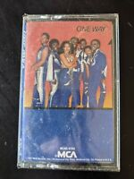One Way - Love Is...One Way (MCA) Cassette Tape *NEW