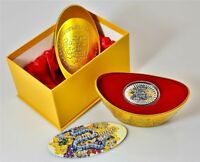Niue 2013 Year of the Snake 2 Dollar Oval Silver 999 colorized coins