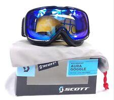 SKI GOGGLES, SNOWBOARD GOGGLES, Scott Aura Women's Ski/Snowboard Goggle, BUBBLE
