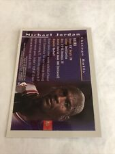 Michael Jordan 95-96 Protective Unpeeled Topps Mystery Finest #M1 Refractor?