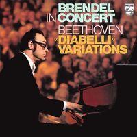 ALFRED BRENDEL - DIABELLI-VARIATIONEN,OP.120  (VINYL)  VINYL LP NEU BEETHOVEN