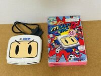 Hudson Super Famicom Super Bomberman Multi Tap w/box SNES SFC FROM Japan USED