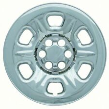 """Fits Nissan Frontier 2005-2017 CCI CHROME 17"""" Wheel Skins Hubcaps Wheel Covers"""