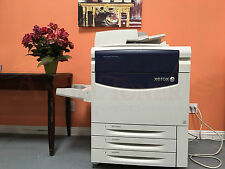 Xerox 700 Digital Color MFP Production Printer Copier Scan 70 PPM MMX Fiery