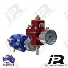 iPR Fuel Pressure Regulator 800HP (RED) WRX STI GTR FPV HSV S15 SUPRA SKYLINE