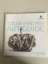 """Color Fantasy - Art Guide"""
