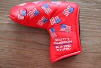 Scotty Cameron 2002 Red Dancing Flags