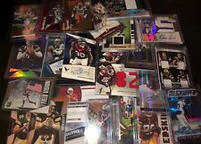 Football 8-15 Card Hot Pack $50 of Book Value! Auto Relics Patch Star 2-4 HITS!