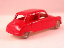 Ancienne voiture miniature citroën DS 19 rouge INGAP Made in ITALY L:  7 cm 1960