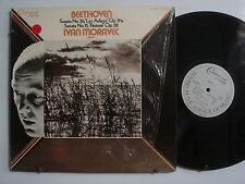 IVAN MORAVEC Sonata No. 15 Pastoral Op. 28 BETHOVEN LP CONNOISSUER SOCIETY 2021