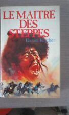 Livre Le Maitre des Steppes