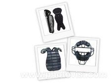 Adult Champro Starter Umpire Kit  Mask  Inside Chest Protector  Leg Shin Guards