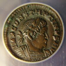 Rare 307-337 AD Constantine The Great London Mint ANACS EF 40!