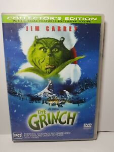 The Grinch (DVD, 2001)