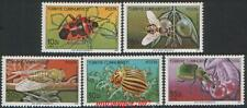 TURKEY 1982, HARMFUL INSECTS MNH