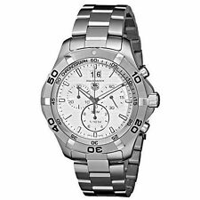 TAG Heuer Aquaracer Wristwatches with Chronograph