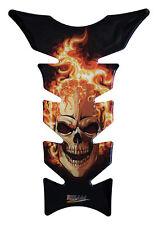 Tankpad 3D Ghost Rider 500402 universell passender Motorrad Tankschutz