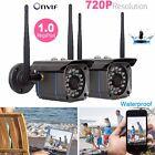 Waterproof WIFI Wireless 720P CCTV IP Camera Outdoor Security Night Vision P2P