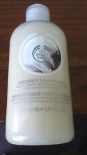 The Body Shop Coconut  Shower Cream  Soap Free  cleansing cream 250ML